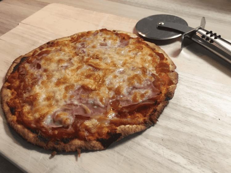 Schnell und einfach: Die 15-Minuten-Pizza