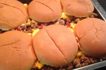 Burger-Auflauf