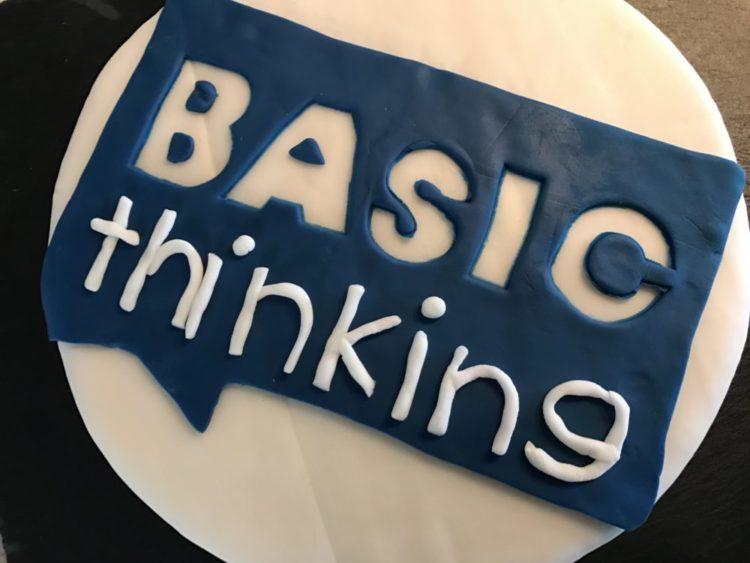 BASIC thinking Torte