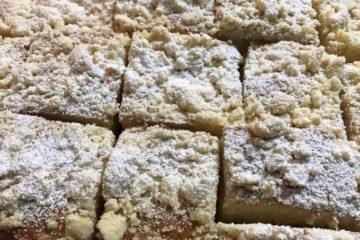 Streuselkuchen aus der Monsieur Cuisine Plus