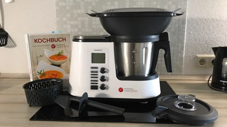 Discounter-Maschine Monsieur Cuisine Plus im Test: Muss es immer der Thermomix sein?
