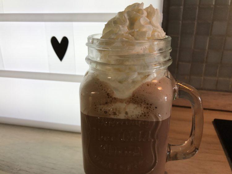 Heiße Schokolade –  Monsieur Cuisine Plus